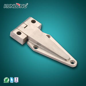 SK2-075 KUNLONG SUS304 Freezer Door Hinge for Refrigerated Truck Parts