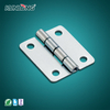 SK2-0510 KUNLONG High Quality 180 Degree Round Corner Door Hinge