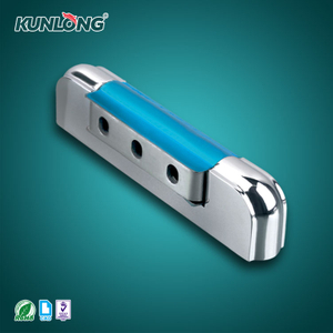 SK2-1332 KUNLONG Zinc Alloy Profile Hydraulic Fixed Locking Hinges