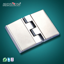 SK2-003-3 KUNLONG Exposed Type Stainless Steel Small Door Hinge