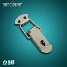 SK3-004 KUNLONG Machine Tool Box Latch Hasp Stainless Steel Toggle Latch