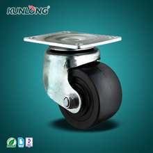 SK6-U75105P KUNLONG Heavy Duty Adjustable Caster Wheel