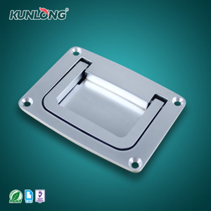 SK4-026 KUNLONG Aluminium Profile Chrome Door Handle