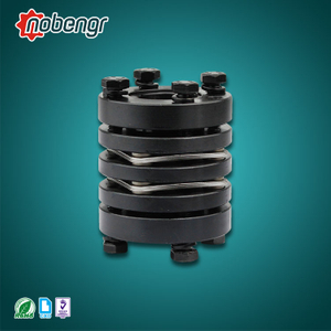 SG7-7-WP nobengr Alloy Double Disc Flexible Shaft Coupling