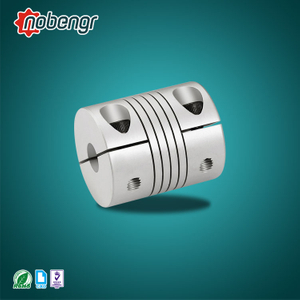 SG7-2M nobengr Aluminum Quick Release Gear Shaft Coupling