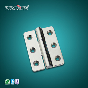 SK2-8080 KUNLONG High Quality Stainless Steel 316 Exposed Hinges