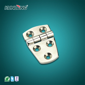SK2-8075 KUNLONG Marine Stainless Steel 316 Door Butt Hinges