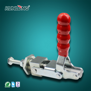 SK3-021H-12 KUNLONG Supplier SPCC Vertical Adjustable Screw Type Toggle Clamp